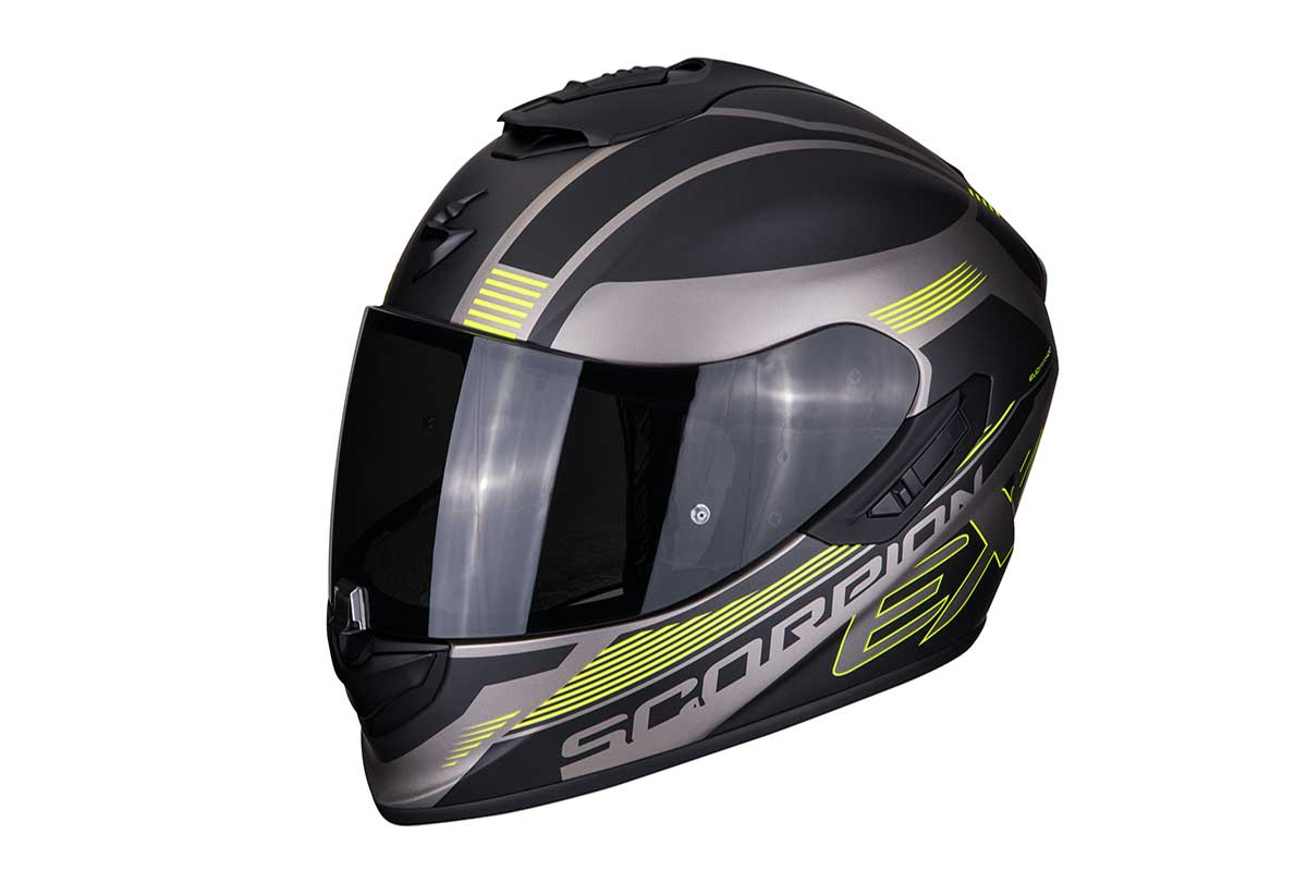 EXO 1400 AIR FREE CASCOS SCORPION