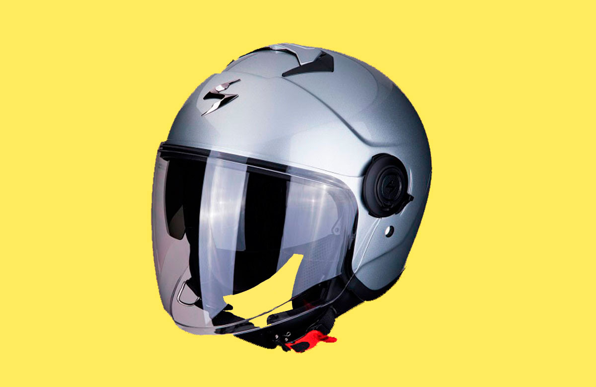 CASCO SCORPION JET EXO-CITY SOLID